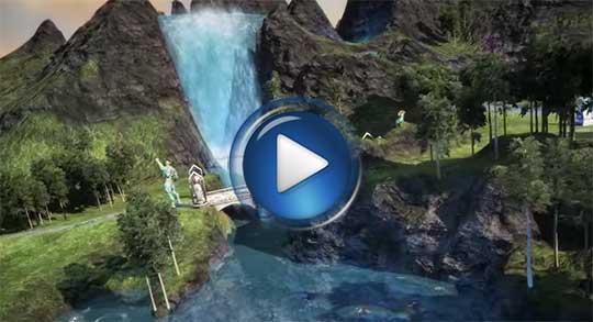 Официальный видео трейлер к игре Герои 7