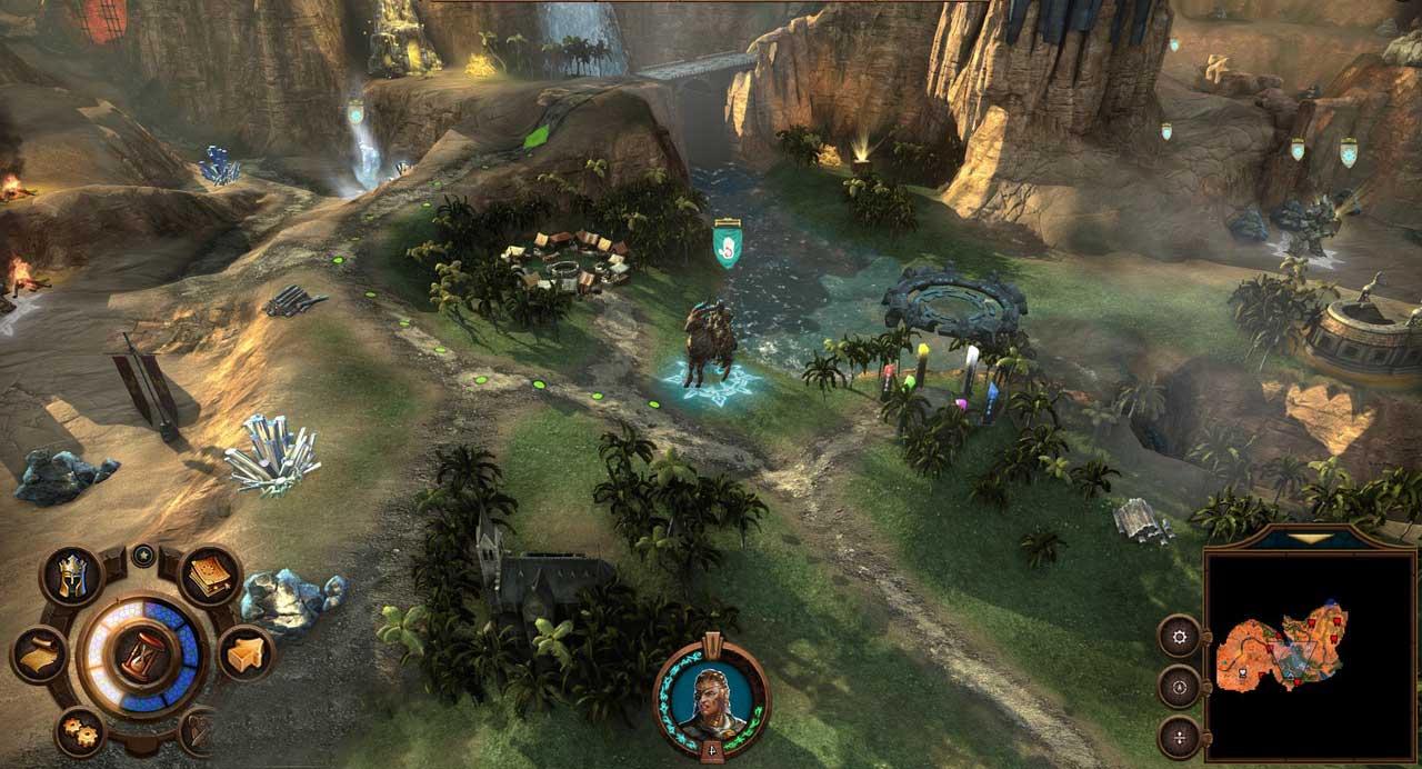 Скриншот к игре Might & Magic: Heroes 7