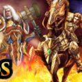 Rise of Mythos — Боги войны