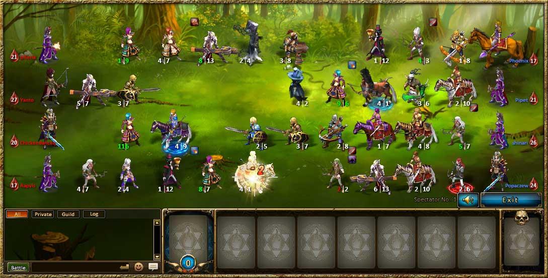 Скриншот к игре Rise of Mythos