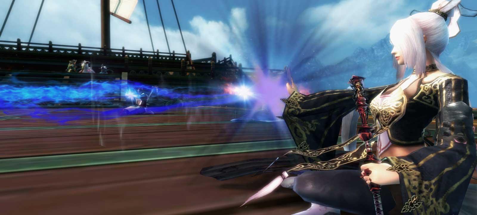 Скриншот к игре Swordsman Online