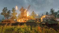 Armored Warfare - танковый бой