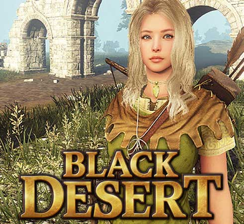 Black desert какой онлайн на ру сервере