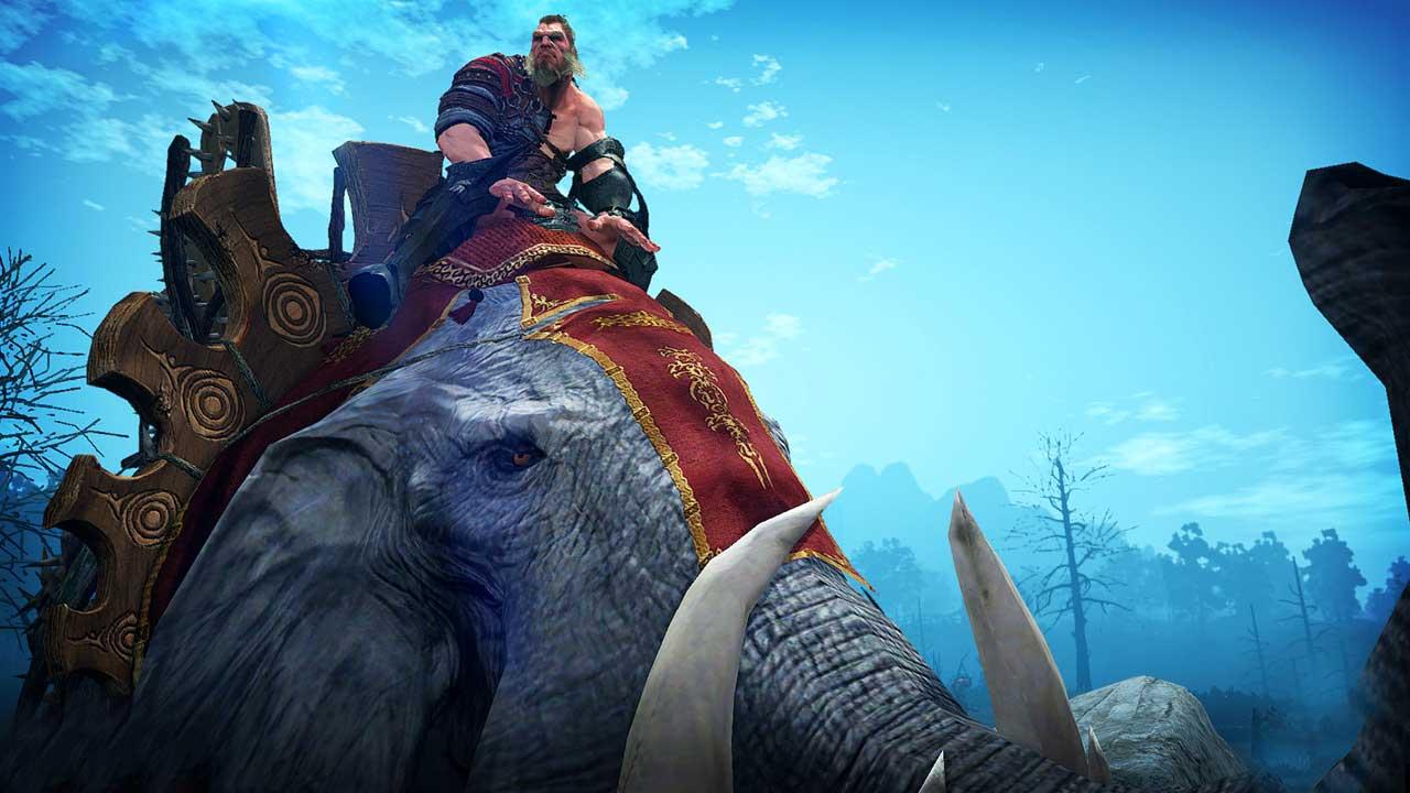 Скриншот к игре Black Desert