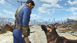 скриншоты Fallout 4