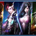 Лига Ангелов: MMORPG + стратегия — обзор игры