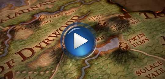 Видео трейлер к игре