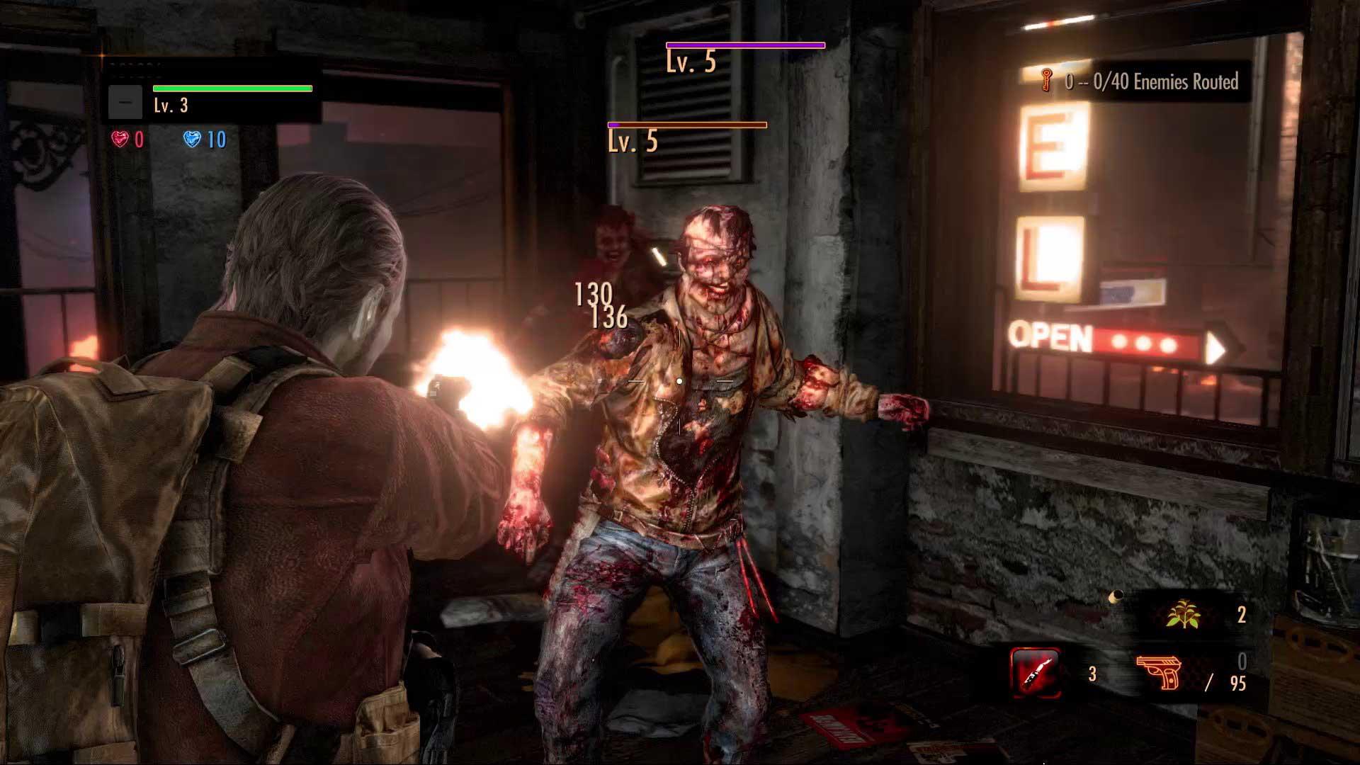 Скриншот к игре Resident: Revelations 2