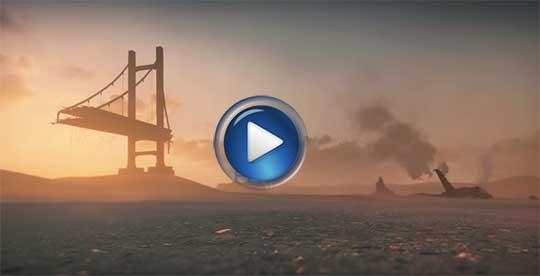 Официальный видео трейлер к игре Mad Max