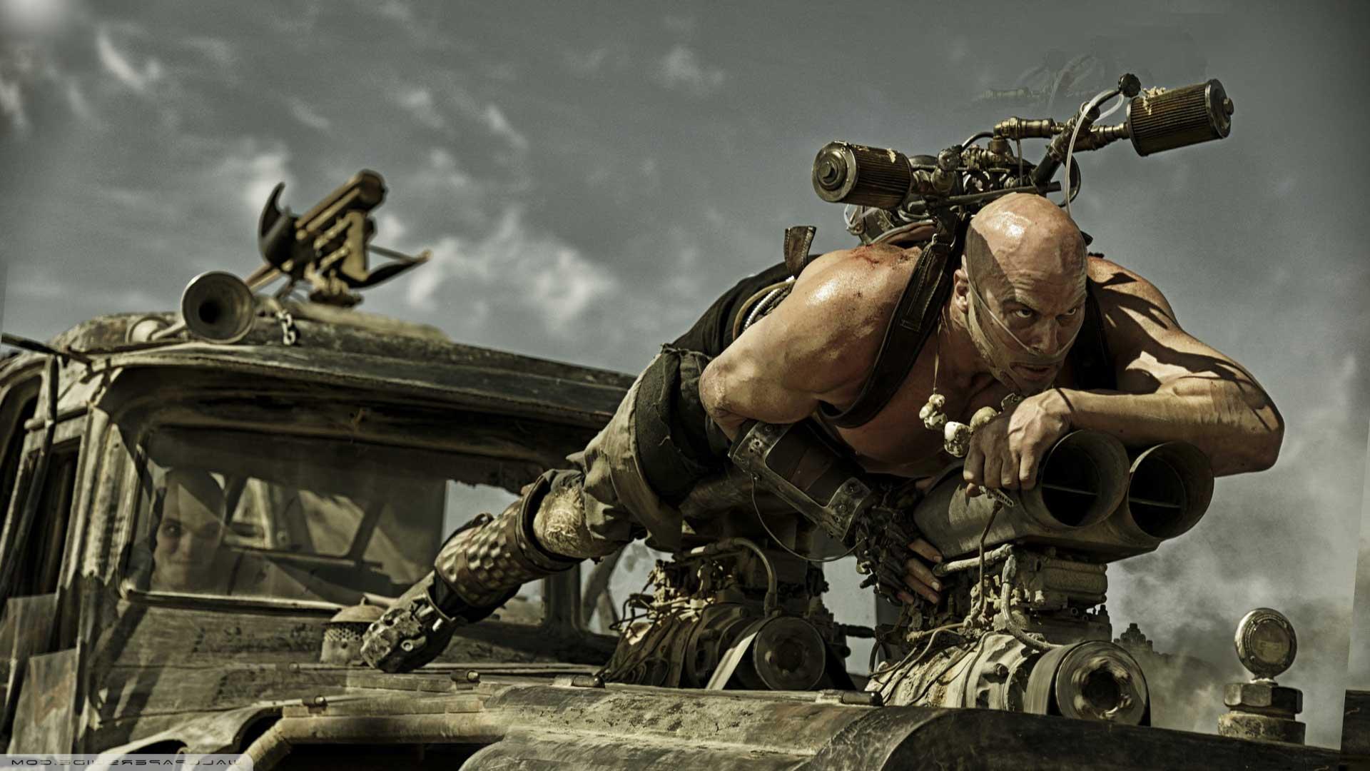 Скриншот к игре Mad Max
