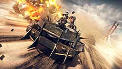 скриншоты к игре Mad Max