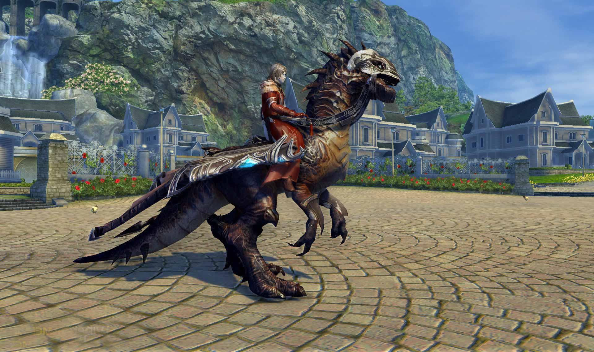 Скриншот к игре Aion