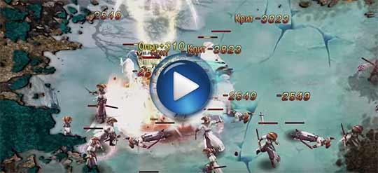 Официальный видео трейлер к игре Властелины стихий