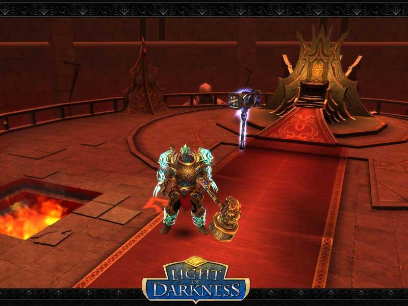 Скриншот к игре Light of Darkness