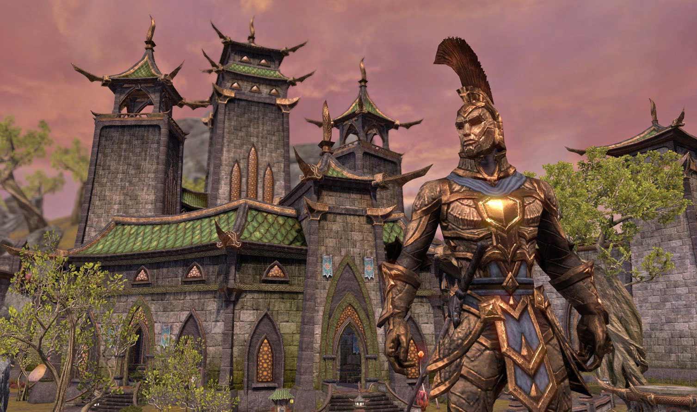 Скриншот к игре The Elder Scrolls Online