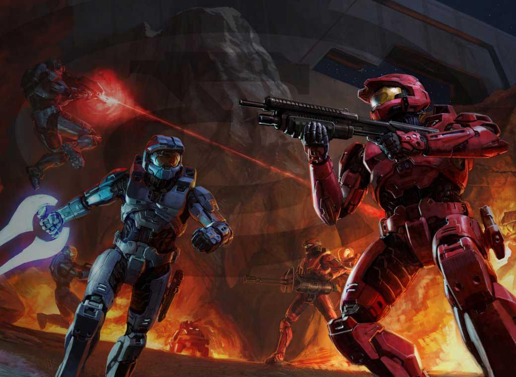 Скриншот к игре Halo Online