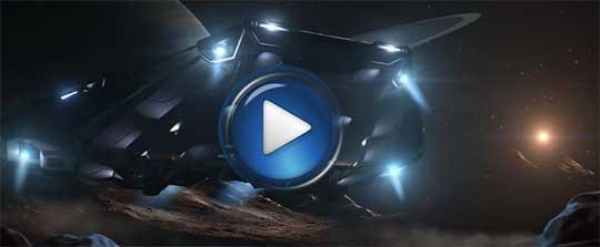 Официальный видео трейлер к игре Elite Dangerous: Horizons