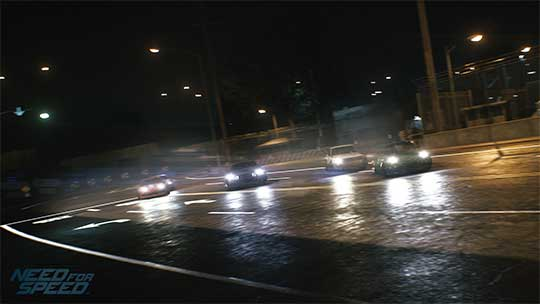 скриншоты Need for Speed 2015