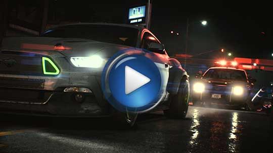Официальный видео трейлер к игре Need for Speed 2015