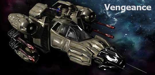 Корабль Vengeance