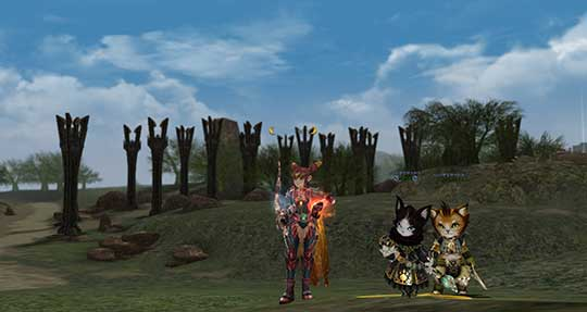 скриншоты Lineage 2: Infinite Odyssey