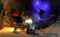 скриншоты Neverwinter Underdark