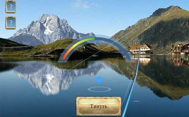 играть в рыбалку с хорошей графикой