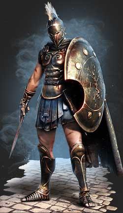 Спарта: Война Империй - Центурион