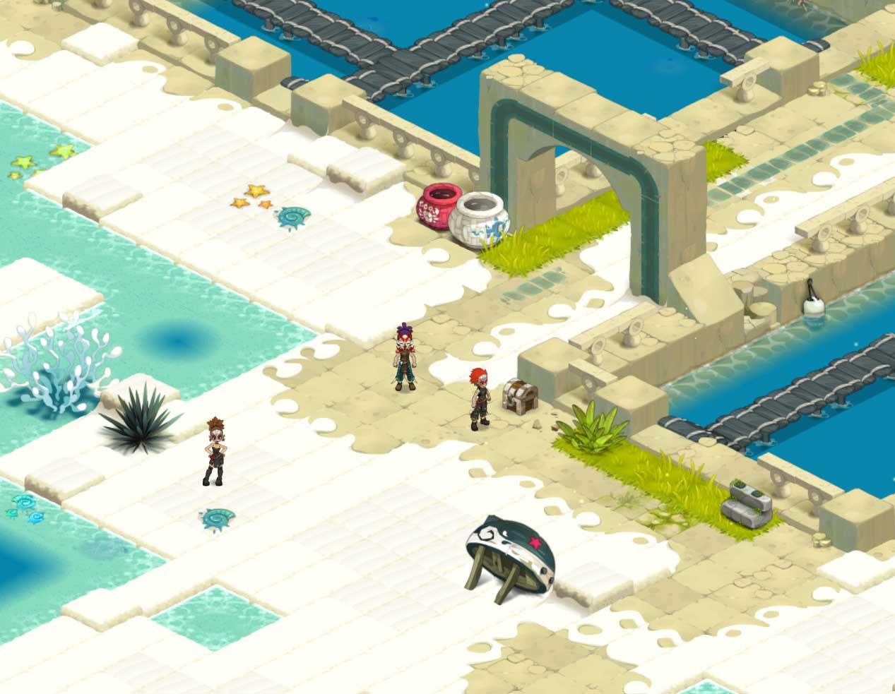 Скриншот к игре Wakfu