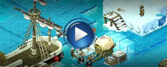 Официальный видео трейлер к игре Wakfu