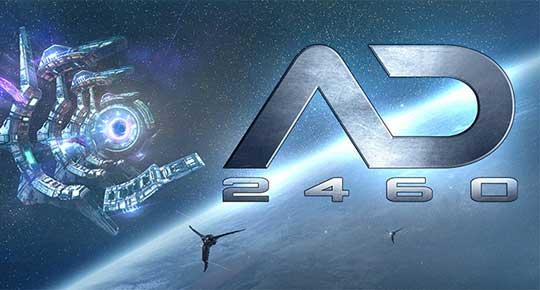 Космическая стратегия AD2460