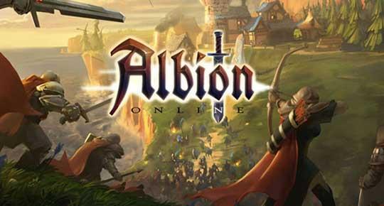 Albion Online переходит на стадию ЗБТ