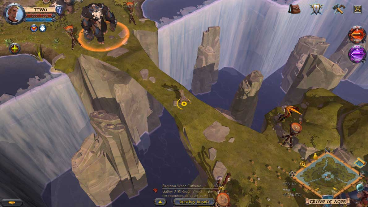 Скриншот к игре Albion Online