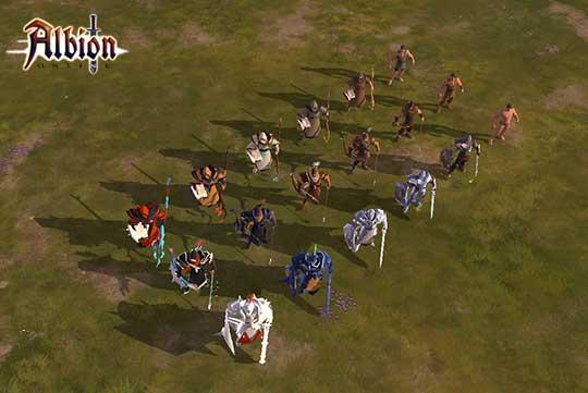 скриншоты Альбион Онлайн