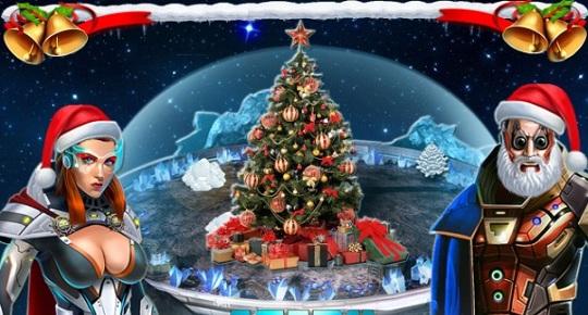 Новый год в Astro Lords