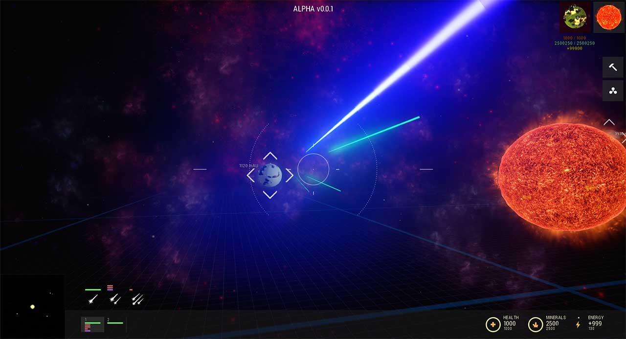 Скриншот к игре Barrage