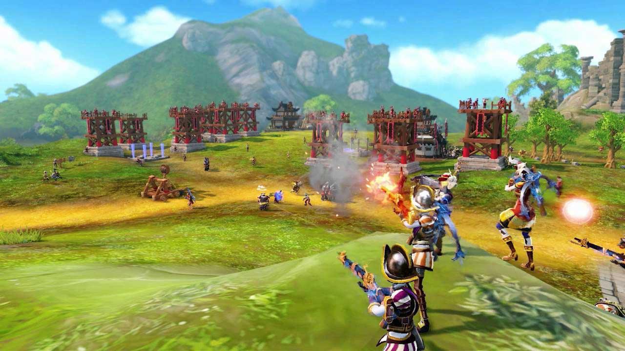Скриншот к игре Civilization Online