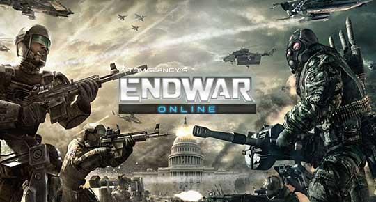 EndWar Online запускает открытое бета-тестирование