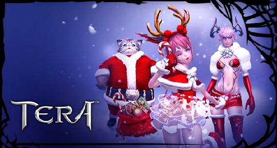 Новый год в TERA Online