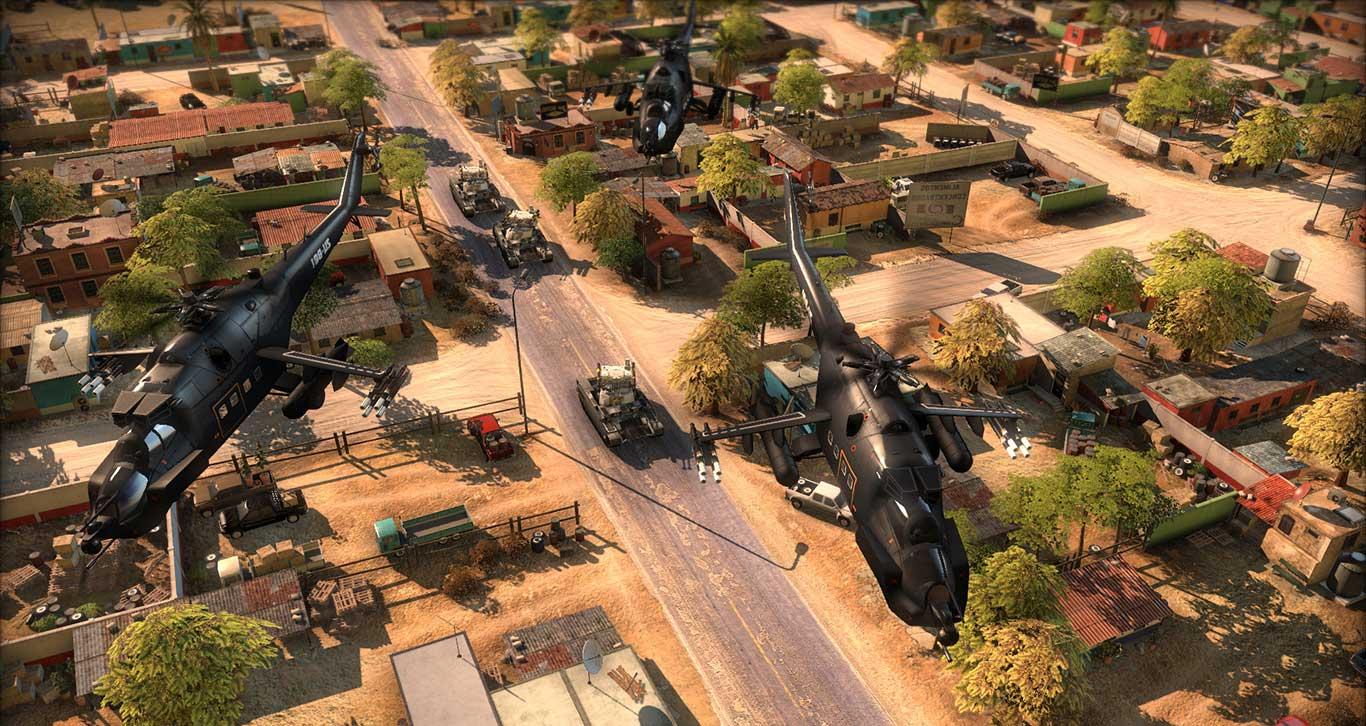 Скриншот к игре Act of Aggression