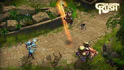 скриншоты игры Golden Rush