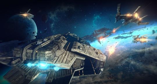 Обновление Эра Эсминцев для Star Conflict