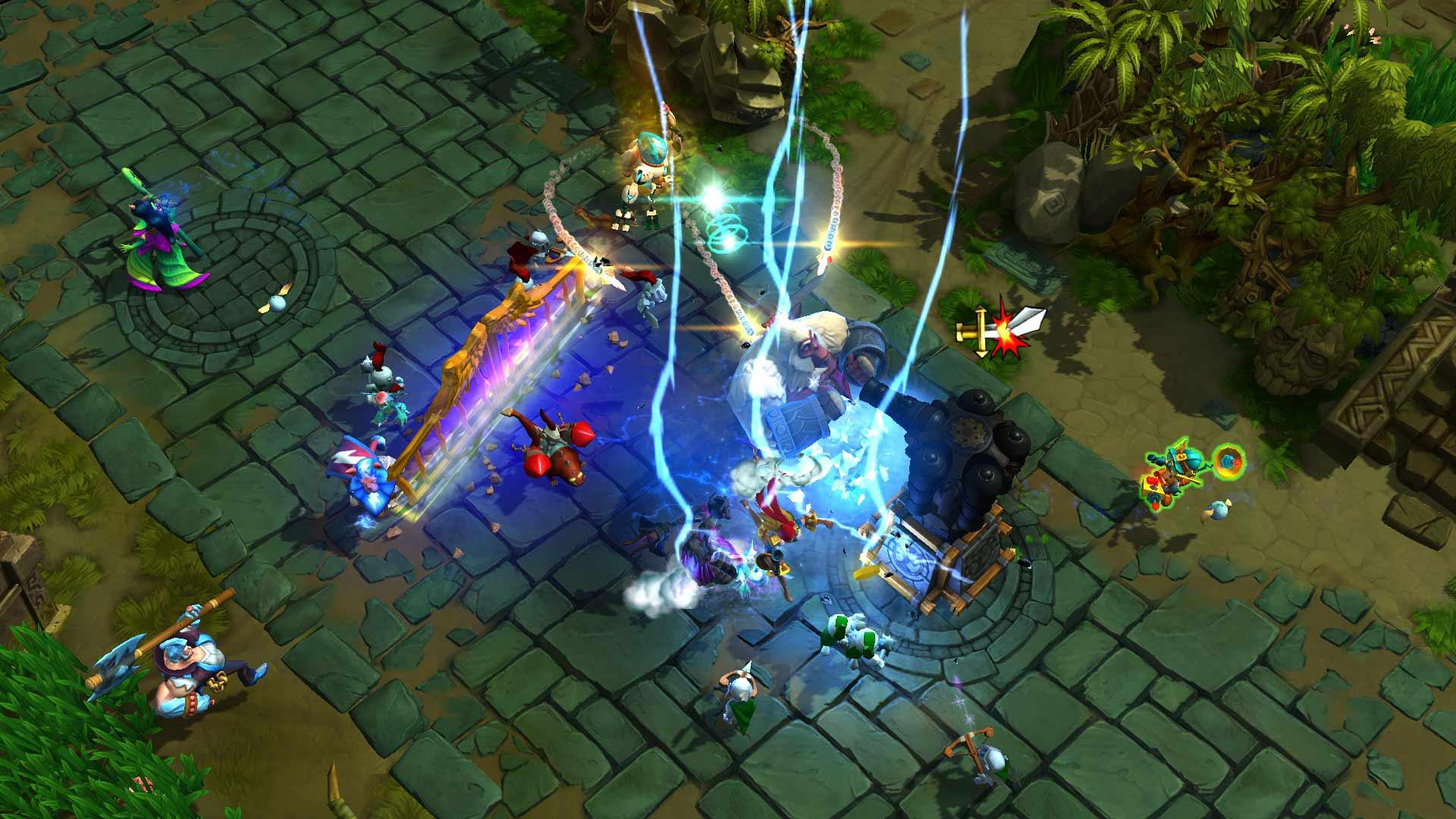 Скриншот к игре Strife