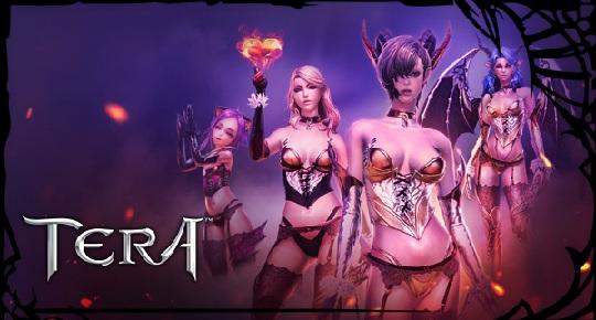 Эротическое обновление для TERA Online