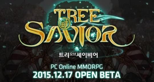 Старт бета-тестирования Tree of Savior