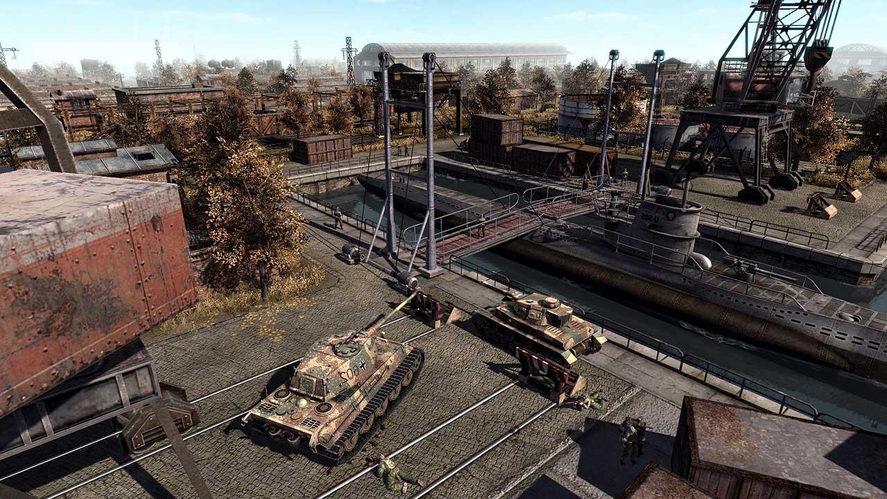 Скриншот к игре В тылу врага: Штурм 2