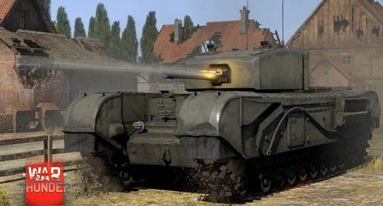Обновление для игры War Thunder