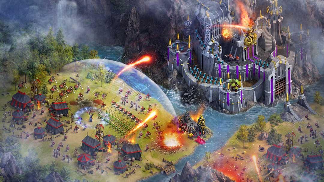 Скриншот к игре Warlords