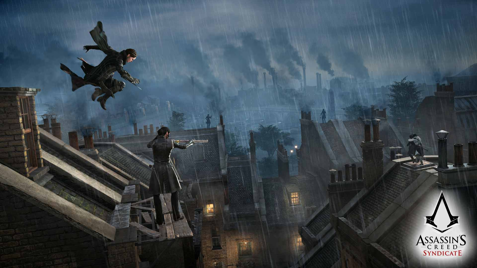 Скриншот к игре Assassin's: Syndicate