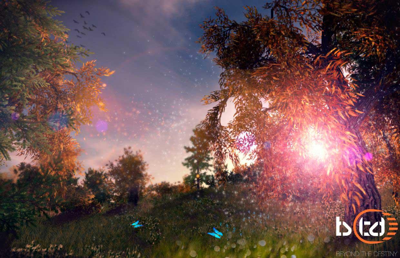 Скриншоты к игре Beyond the Destiny